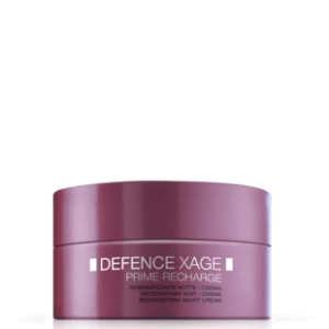 DEFENCE XAGE PRIME RECHARGE Crema ridensificante notte