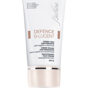 DEFENCE B-LUCENT CREMA VISO UNIFORMANTE SPF 15