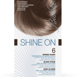 SHINE ON 6 BIONDO SCURO Trattamento colorante capelli