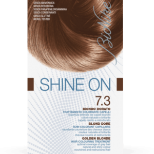 SHINE ON 7.3 BIONDO DORATO Trattamento colorante capelli