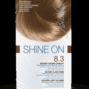 SHINE ON 8.3 BIONDO CHIARO DORATO Trattamento colorante capelli