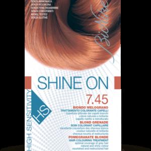 SHINE ON HS 7.45 BIONDO MELOGRANO Trattamento colorante capelli