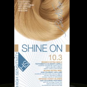 SHINE ON HS 10.3 BIONDO EXTRA MIELE Trattamento colorante capelli