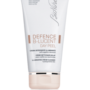 DEFENCE B-LUCENT DAY-PEEL Crema detergente illuminante