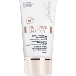 DEFENCE B-LUCENT CREMA PROTETTIVA ANTIMACCHIE SPF 50