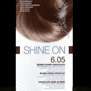 SHINE ON 6.05 BIONDO SCURO CIOCCOLATO Trattamento colorante capelli