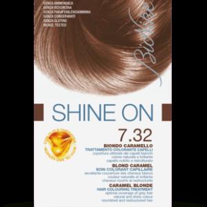 SHINE ON 7.32 BIONDO CARAMELLO Trattamento colorante capelli